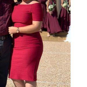 Love J fitted dress size L